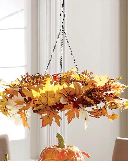 wreath-chandelier